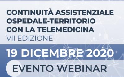 2020_CONTINUITA ASSISTENZIALE OSPEDALE TERRITORIO